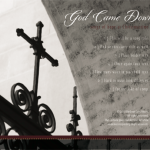 God Came Down Back Cover